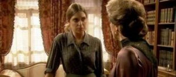 Mariana fugge dalla Villa per scoprire Fernando