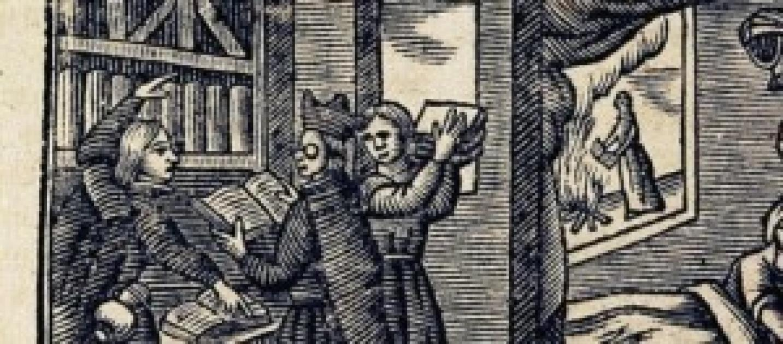 "El tópico de la quema de libros en ""Don Quijote de La Mancha"""