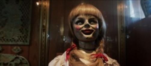 El extraño rodaje de la terrorifica película.