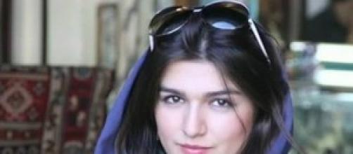 Ghoncheh Ghavami, la joven de 25 años