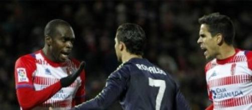 Granada-Real Madrid en Los Carmenes.