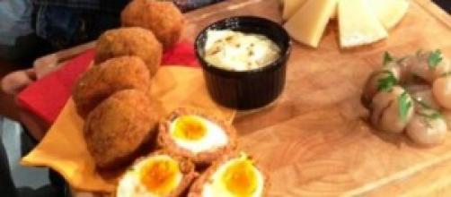 Ricetta delle uova alla scozzese