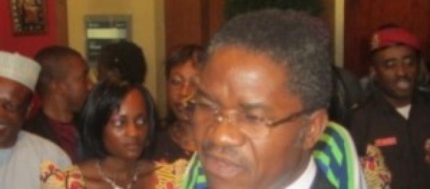 André Mama Fouda, Ministre de la Santé Publique