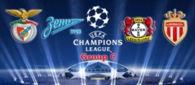 Champions gruppo C del 4/11