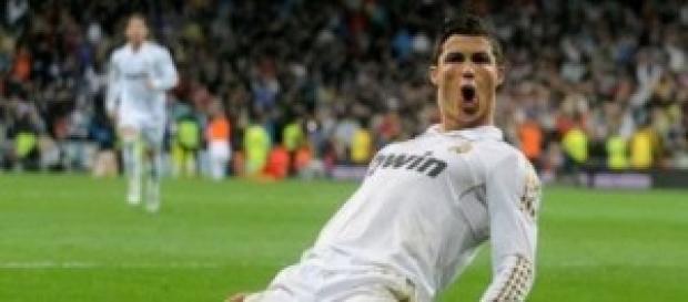Cristiano Ronaldo, estrella del Real Madrid.