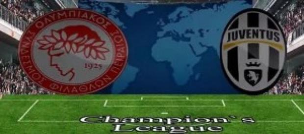 Juve-Olympiacos streaming, come vederla