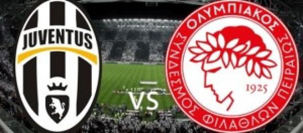 Juventus-Olympiakos, del 4/11 alle 20.45