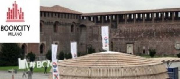 La libreria di Bookcity Milano: Castello Sforzesco