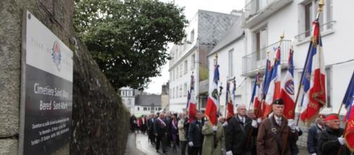 11 novembre, commémorations de la guerre 14-18