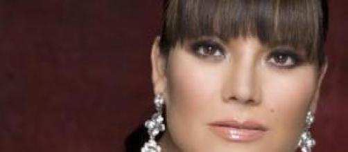 Diana Reyes atraviesa un gran momentos en su vida