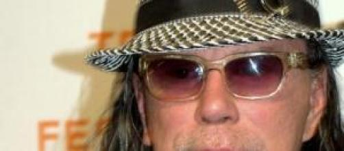 El veterano actor y ex-boxeador Mickey Rourke
