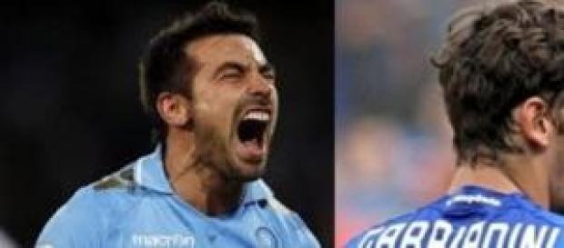 Calciomercato Napoli: Gabbiadini o  Lavezzi?