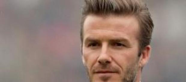 El ex futbolista David Beckham