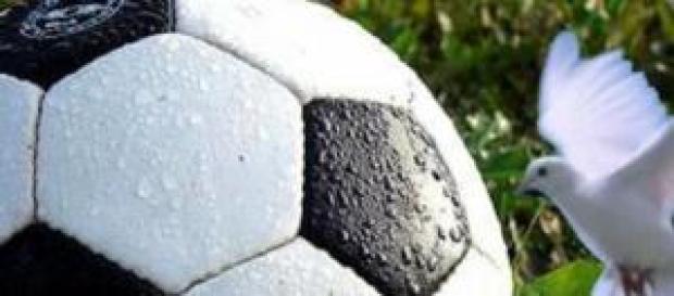 Esto debe ser el fútbol, deporte y paz