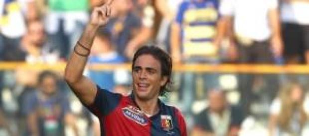 Matri, autore di un gol a Cesena
