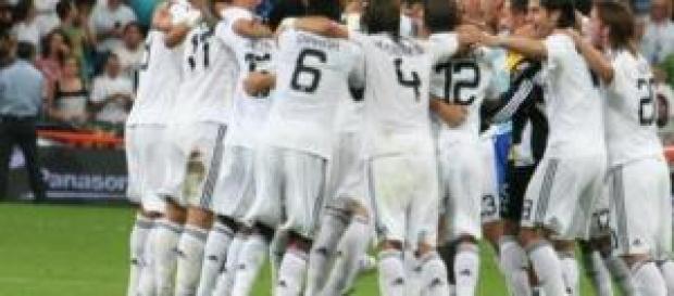 R.Madrid consiguió ayer los tres puntos