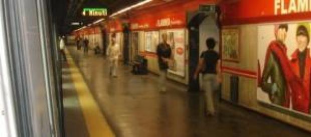 Vigilantes trovato morto nella metro di Roma