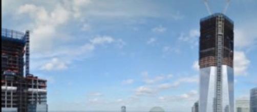 La Torre de la Libertad símbolo en Nueva York.