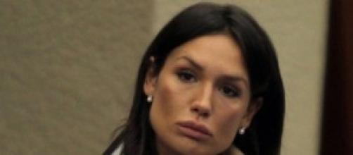 Nicole Minetti in prima pagina sul gossip