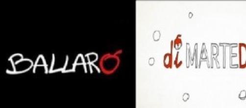 Temi e ospiti Ballarò vs diMartedì 04/11/2014