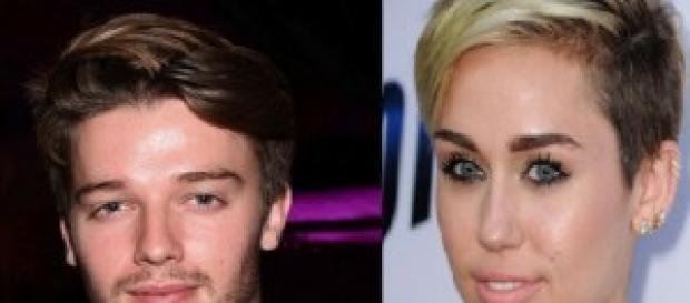 Miley Cyrus estaría comenzando una nueva relación.