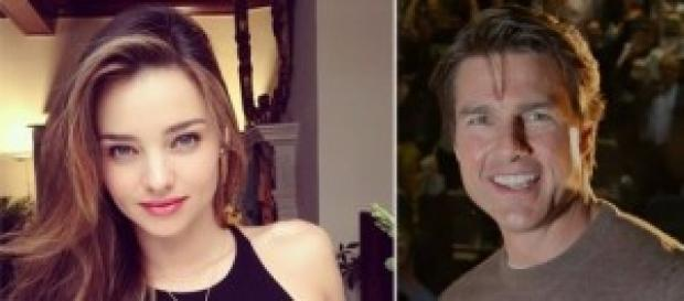 Miranda Kerr e Tom Cruise, nuova coppia hot?