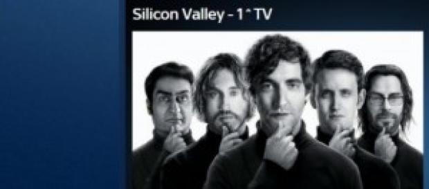 serie in prima TV sulla Silicon Valley