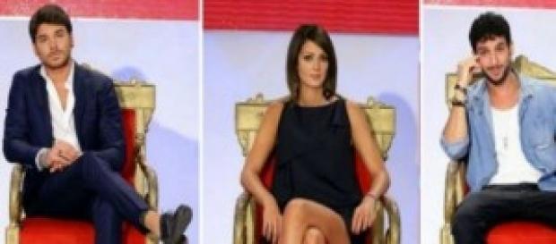 trono classico uomini e donne