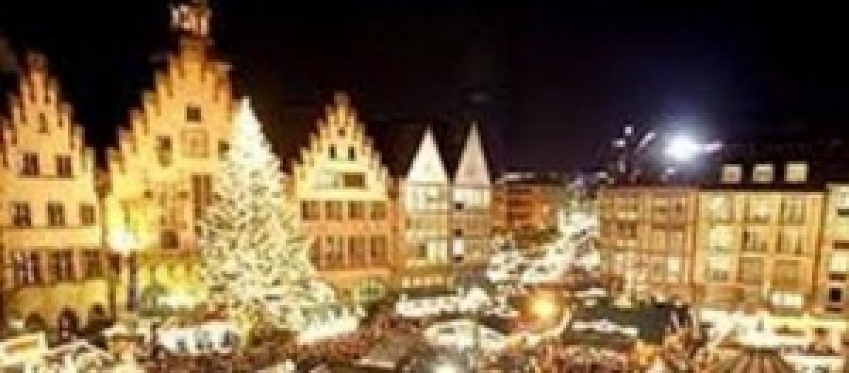 Addobbi Natalizi Zurigo.Mercatini Di Natale 2014 Ecco Alcune City Break A Tema Piu Visitate