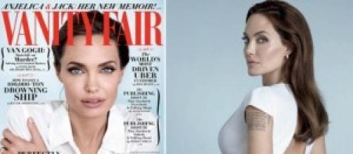Angelina Jolie e la vita da sposata