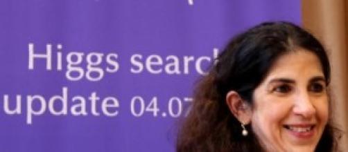 Fabiola Gianotti, nuovo direttore del Cern