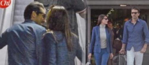 Gossip news: Ilaria D'Amico e Gigi Buffon.