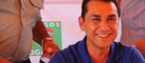 José Luis Abarca, ex alcalde de Iguala, Guerrero.