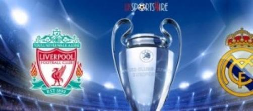 Liverpool-Real Madrid de Champions.