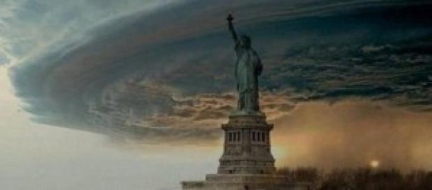 Huracán en la Ciudad de Nueva York
