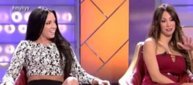 MYHYV: Steisy y Samira se lucen como tronistas