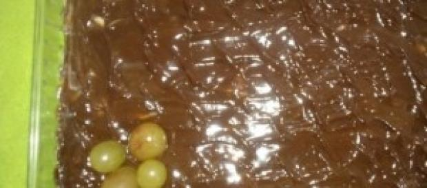 """Delicia de Uva"", sobremesa simples e magnífica"