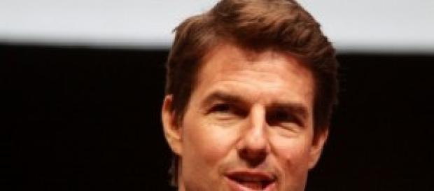 Tom Cruise attore e regista statunitense