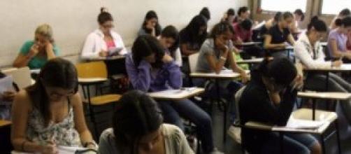 Enem: o exame que faz o aluno viver emoções.