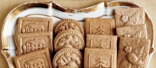 I biscotti di San Nicola, versione vegan