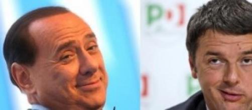 Italicum: incontro Berlusconi-Renzi