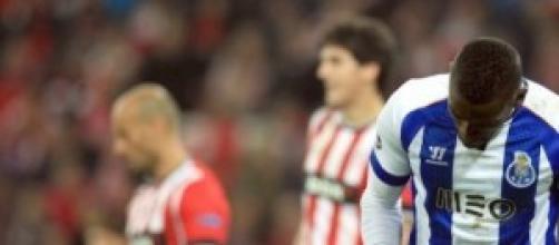Jackson Martínez celebra su gol