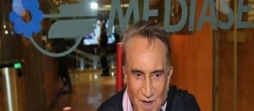 L'ex direttore Emilio Fede