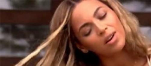 La cantante americana Beyoncé