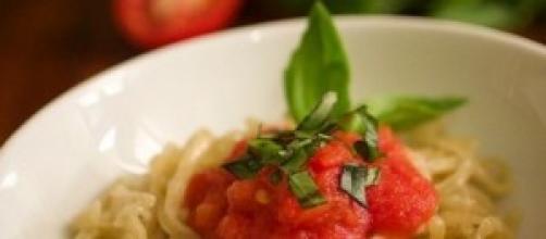 prato de esparguete impresso