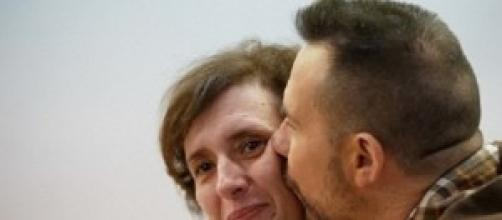 Teresa Romero e suo marito Javier Limon