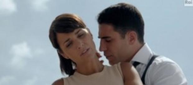 Ana ed Alberto, protagonisti di Velvet