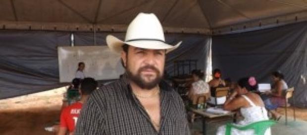 Líder dos Ciganos Callon, Elias Alves da Costa