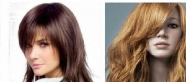 Provare tagli di capelli sulla propria foto