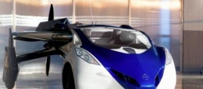 El auto volador ya tiene nombre: AeroMobil 3.0